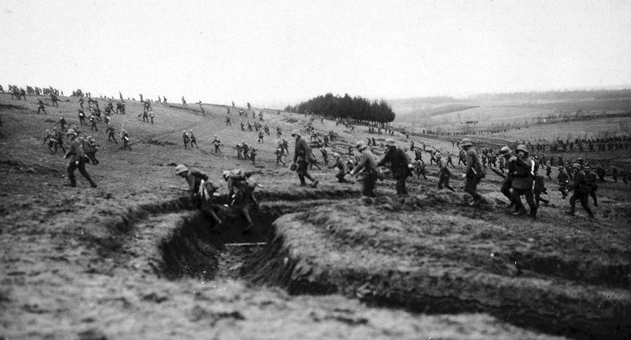 Ofensif Jerman Perang Dunia Pertama