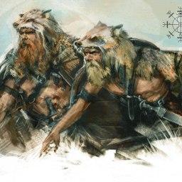 Sejarah Berserkir Nordik, Akar Dari Tropes Fiksi Berserker