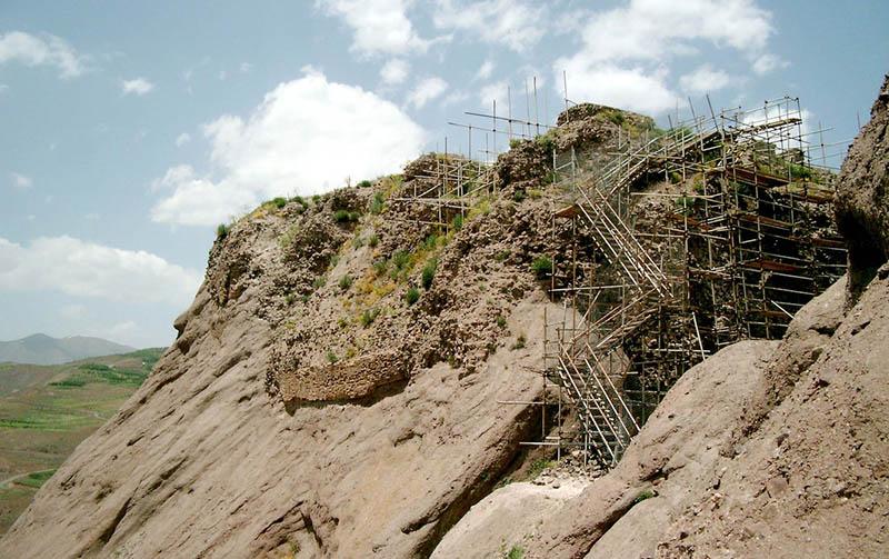 Reruntuhan Alamut, Markas Besar Nizari Ismaili