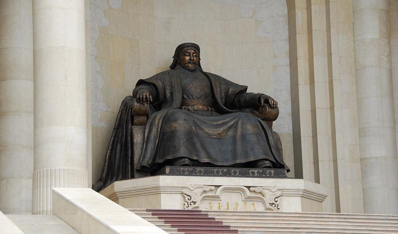 Genghis Khan, penguasa universal