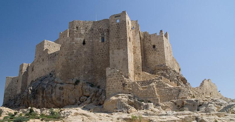 Kastil Masyaf Nizari Ismaili