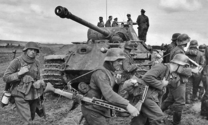 Divisi Panzer Jerman