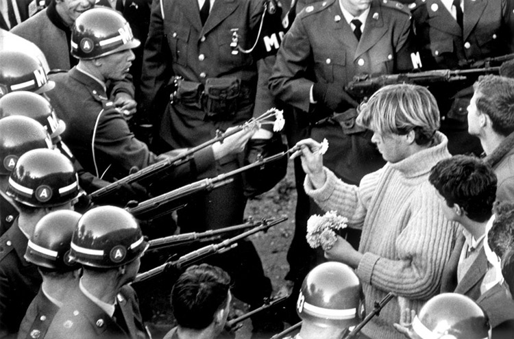Gerakan perdamaian di Amerika