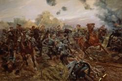 Kavaleri Dalam Perang Dunia Pertama