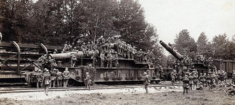 Meriam Jerman Perang Dunia