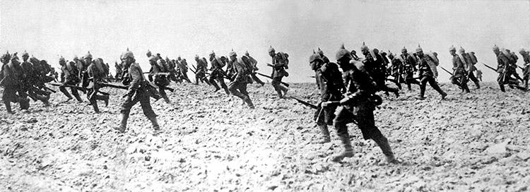 Ofensif Jerman PD 1 1914