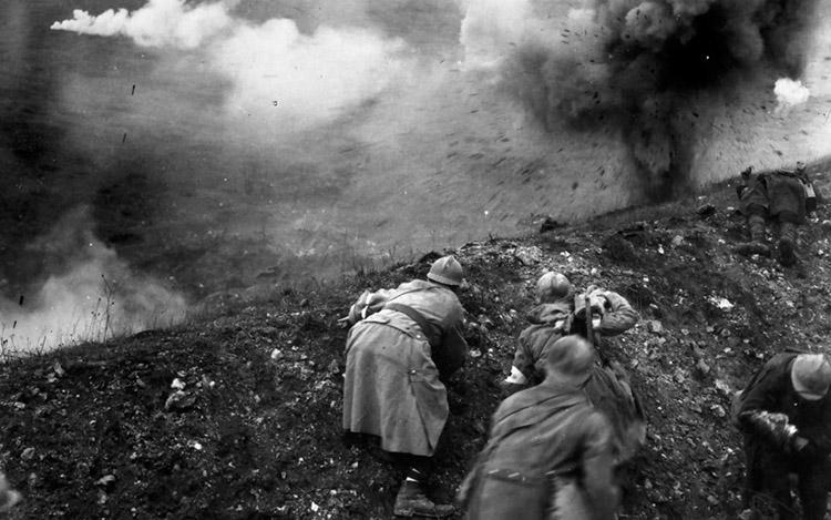 Tentara Perancis di Verdun