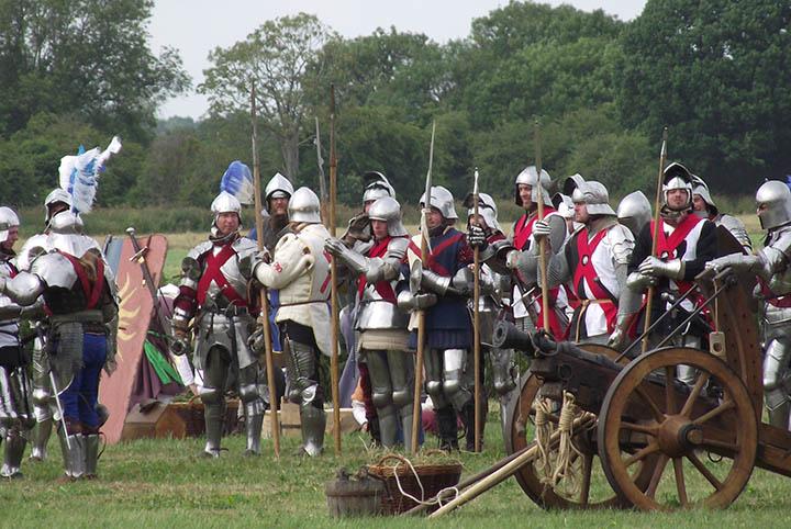 perubahan dalam sejarah militer Inggris 22