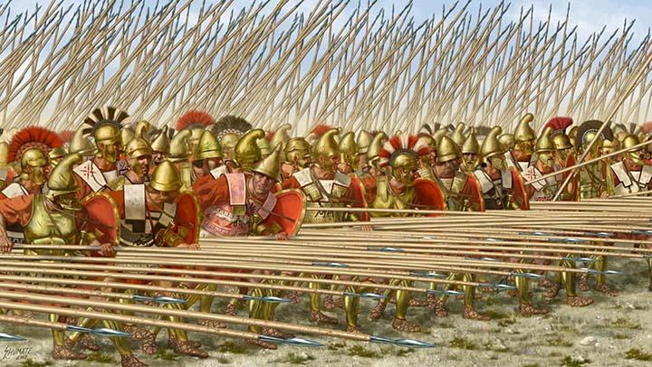peran infanteri militer di sejarah-pendobrak 8