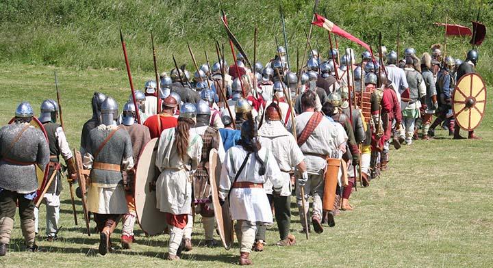 peran infanteri militer di sejarah-pokok 1