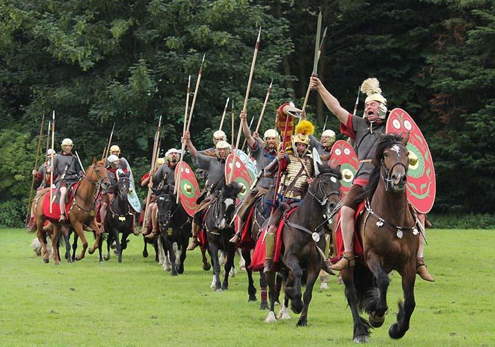 peran kavaleri dalam militer 1