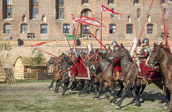 peran kavaleri dalam militer 10