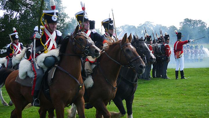 peran kavaleri dalam militer 12