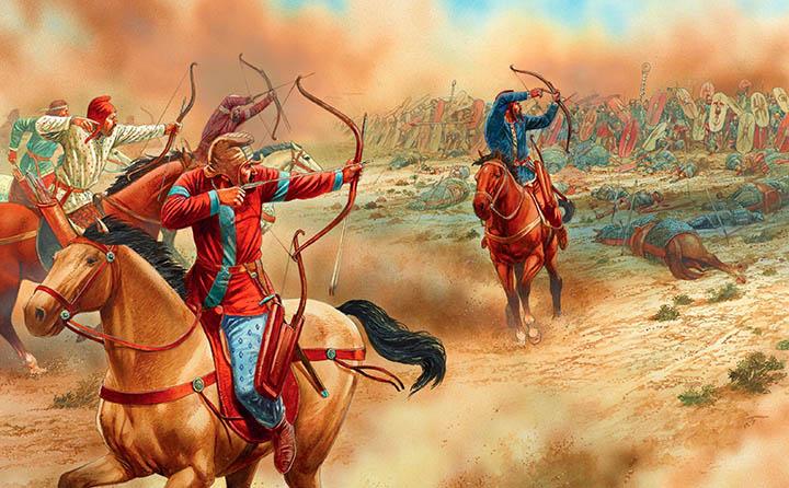 Peran kavaleri dalam militer 14