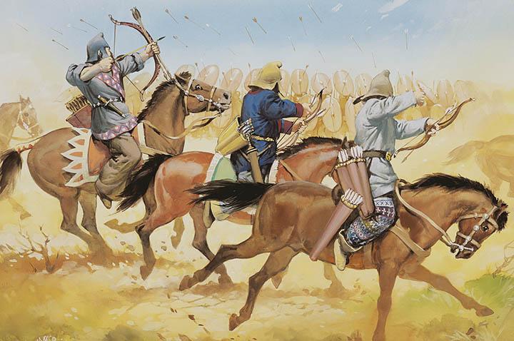 peran kavaleri dalam sejarah militer 15