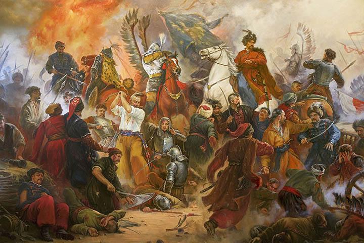 Peran kavaleri dalam sejarah militer 17