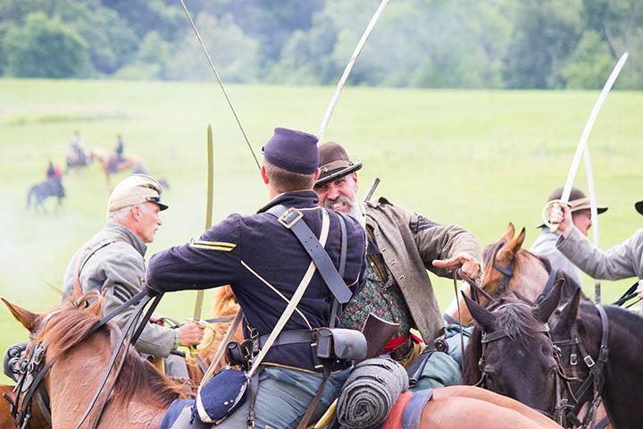 Peran kavaleri dalam sejarah militer 18