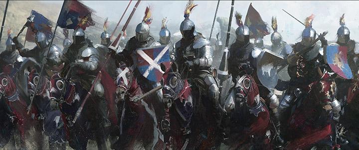 peran kavaleri dalam militer 5