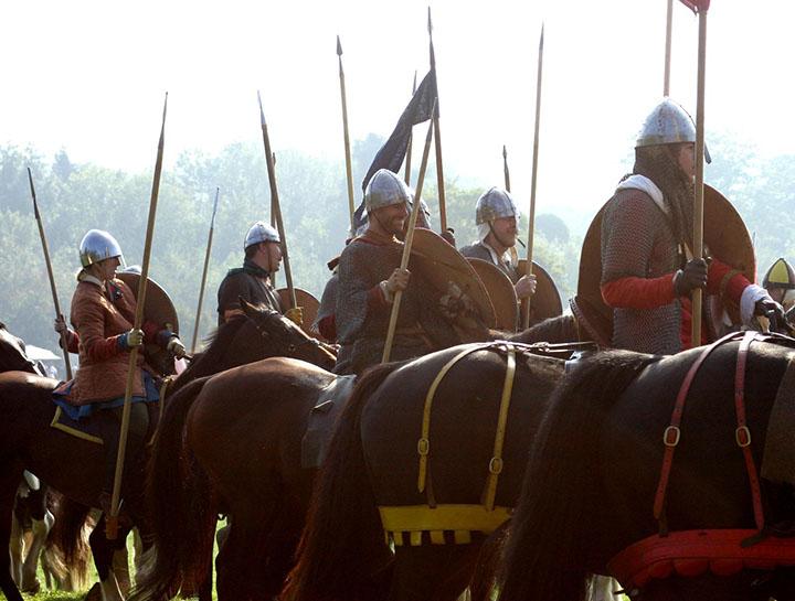 peran kavaleri dalam sejarah militer 6