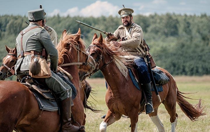 peran kavaleri dalam sejarah militer 9