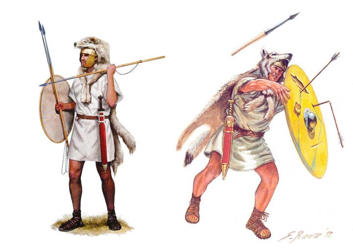 peran pemanah dalam pertarungan kecil 4
