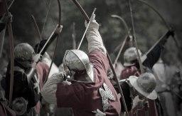 Gambaran Peran Pemanah, Era Kuno – Abad Pertengahan