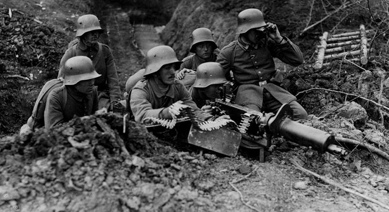 doktrin militer terbaik Kekaisaran Jerman