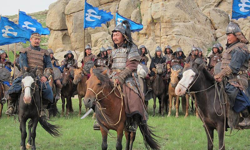 doktrin militer terbaik mongol