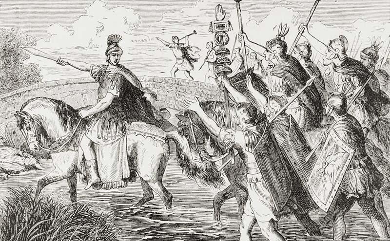 doktrin militer terbaik Roma