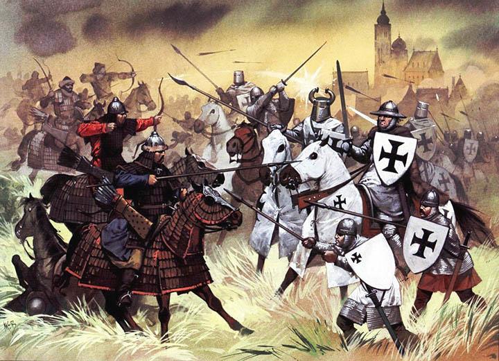 doktrin militer kekaisaran mongol dan genghis khan 10