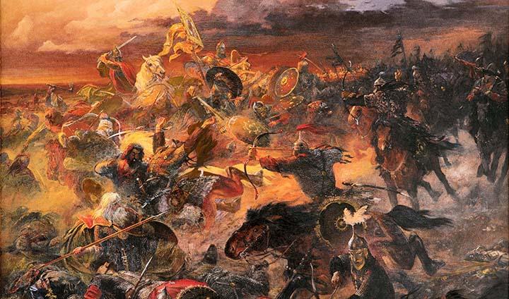 doktrin militer kekaisaran mongol dan genghis khan 18
