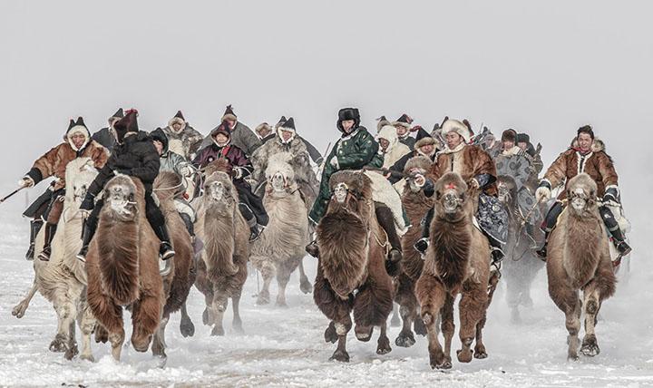 doktrin militer kekaisaran mongol dan genghis khan 9